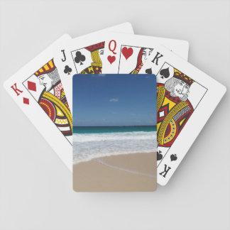 Strand Kartendeck