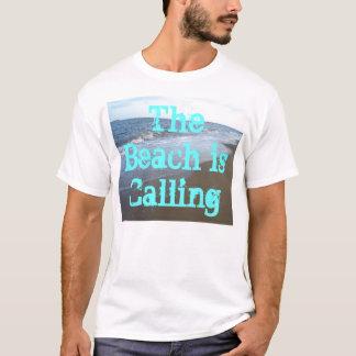 Strand nennt Strand wertlosbrandungs-Shirt T-Shirt
