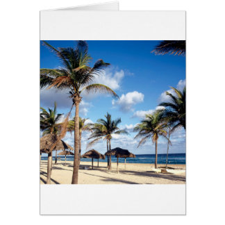 Strand Playas Kuba Karte