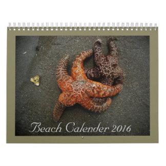 Strand-Sammlung 2016 Abreißkalender