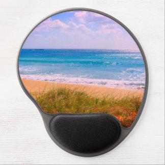 Strand und Meer mit Dünen Gel Mousepad
