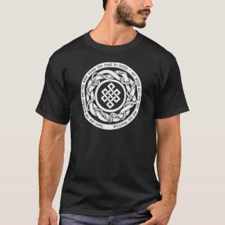 Straße zum Wahrheits-endlosen Knoten T-Shirt