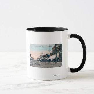 Straßen-Ansicht von Wenatchee Allee Tasse