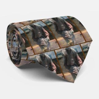 Straßen-Entertainer-Hals-Krawatte Bedruckte Krawatten