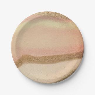 Straßen-Kunst-Lippen Pappteller 17,8 Cm