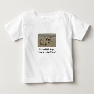 Straßenkatzen Baby T-shirt