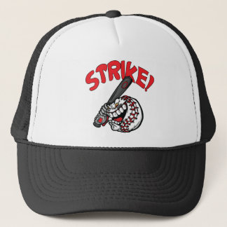 Streik! Truckerkappe