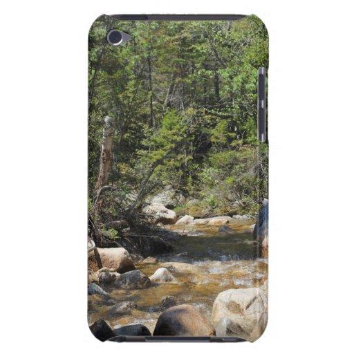 Strom auf Berg-Hancock-New Hampshire-Abdeckung iPod Case-Mate Hüllen