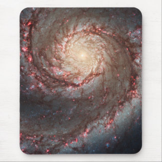 Strudel-Galaxie Mousepad