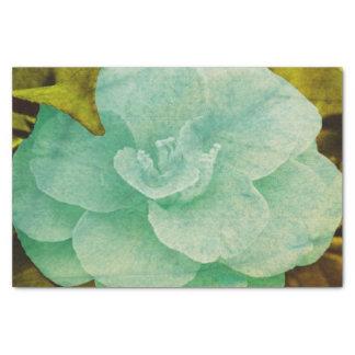Strukturierte Blume durch Shirley Taylor Seidenpapier