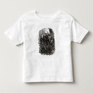 Stürmen des steinigen Punktes, im Juli 1779 Kleinkinder T-shirt