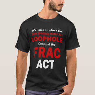 Stützen Sie die FRAC Tat - den dunklen T - Shirt