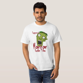 StützHorror-Indie Filmbudget-T - Shirt