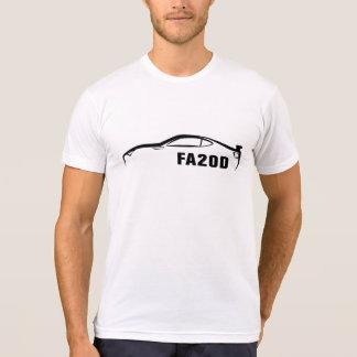Subaru BRZ - FA20D Motor-Code T-Shirt