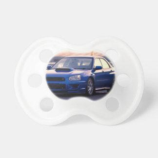 Subaru Impreza WRX WTI Baby Schnuller