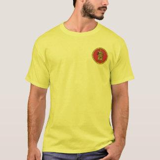 Subutai Rot u. GoldSiegel-Shirt T-Shirt