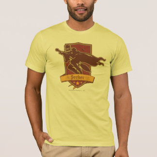 Sucher-Wappen Harry Potter | QUIDDITCH™ T-Shirt