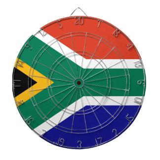 Südafrika Dartscheibe
