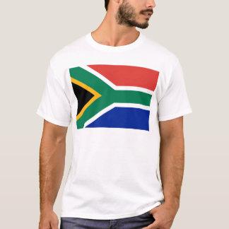 Südafrika-Flagge - Vlag van Suid-Afrika T-Shirt