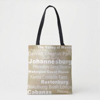 Südafrika-Tasche