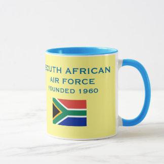 Südafrikanische Luftwaffen-Kaffee-Tasse Tasse