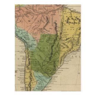Südamerika 23 postkarte