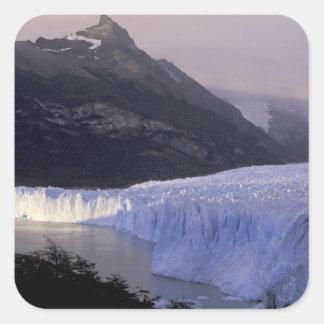 Südamerika, Patagonia, Argentinien Parque Quadratischer Aufkleber