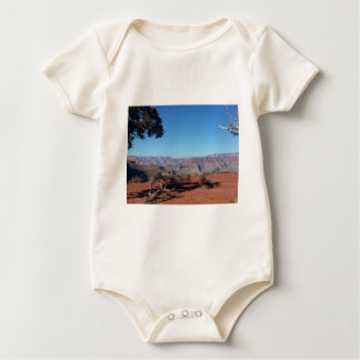 SüdKiabab Grand- CanyonNationalpark-Maultier-Fahrt Baby Strampler