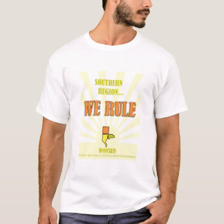 Südliche Regions-T - Shirt