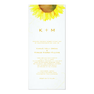Shop Zazzle's selection of sunflower wedding invitations for your special day!
