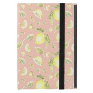 Südlicher Charme-Zitronen-Muster Ipad Fall iPad Mini Schutzhüllen
