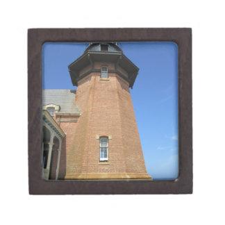 Südostleuchtturm-Turm-Block-Insel Schachtel
