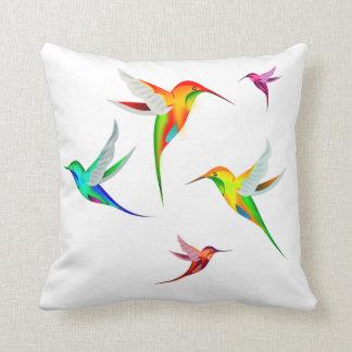 Summenvögel, niedliches buntes Vogel-Kissen Kissen