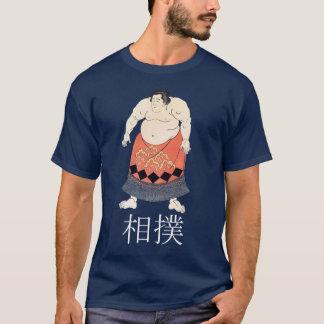Sumo-Ringkämpfer-T-Shirt T-Shirt