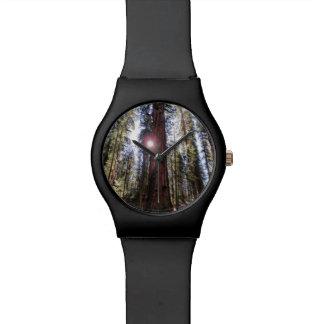 Sunlit Walduhr Armbanduhr