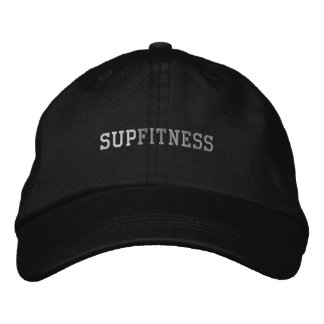 SUP-FITNESS BESTICKTE KAPPE