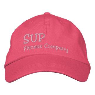 SUP Fitness Company Bestickte Baseballkappe