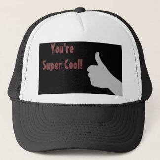 super cooler Hut Truckerkappe