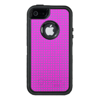 Super niedliches heißes Rosachic-Muster OtterBox iPhone 5/5s/SE Hülle