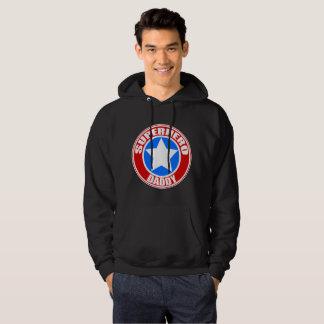 Superheld-Vatigrundlegender Hoodie