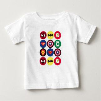 Superhelden Baby T-shirt