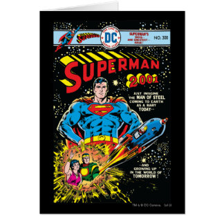 Supermann #300 karte