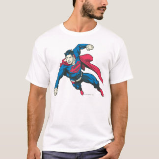 Supermann 4 T-Shirt