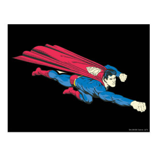 Supermann 53 postkarte