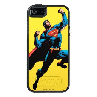 Supermann-Arme angehoben OtterBox iPhone 5/5s/SE Hülle