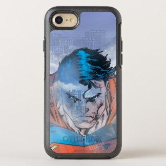 Supermann - Blau OtterBox Symmetry iPhone 8/7 Hülle