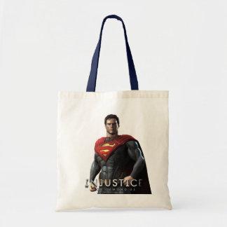 Supermann Budget Stoffbeutel