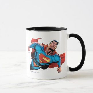 Supermann-Comic-Art Tasse