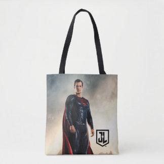Supermann der Gerechtigkeits-Liga-| auf