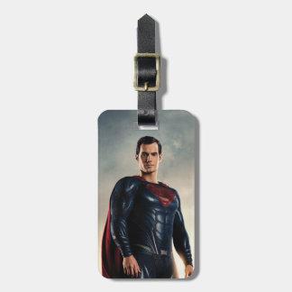 Supermann der Gerechtigkeits-Liga-| auf Kofferanhänger